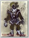 (77) PEDRO FLORES Y EL QUIJOTE. 1 DICIEMBRE 2005 – 28 FEBRERO 2006