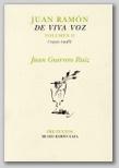 Juan Ramón de Viva Voz. 2º volumen